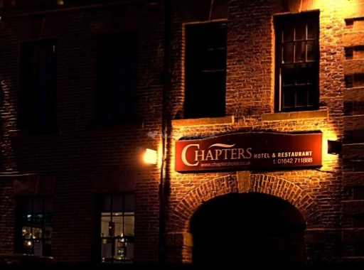 Photo of Chapters Hotel